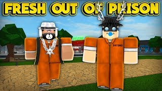 FRESH OUT OF PRISON! (ROBLOX Bloxburg)