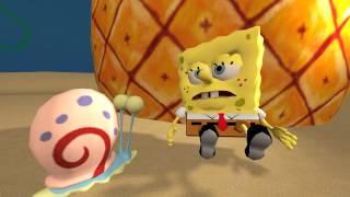 Spongebob on Wii U