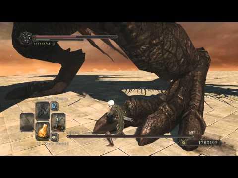Dark Souls 2 Ancient Dragon NG+