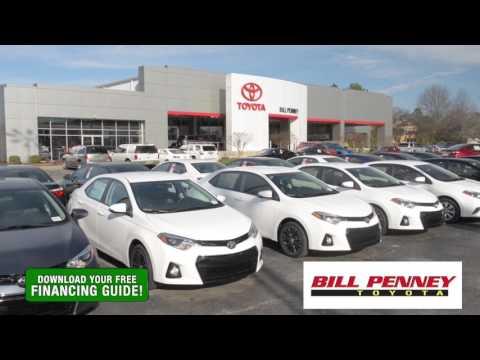 Bad Credit Bill Penney Toyota - February