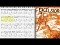 Excelsior Rag By Joseph Lamb 1909 Ragtime Piano