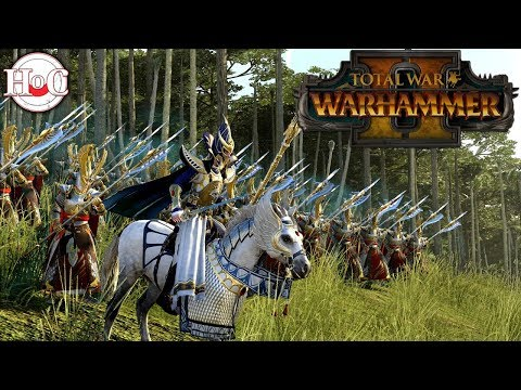 Total War Warhammer 2 - Teclis Campaign Tips and Strategy