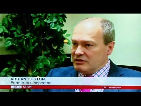 HMRC lets people off tax return penalties 2013/14 - BBC TV