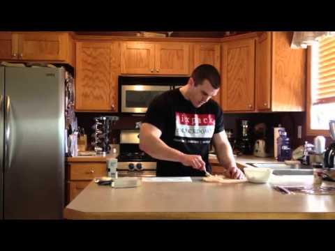 Chicken FlatBread Quesadilla Recipe