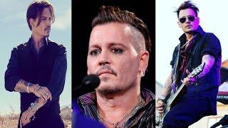 Johnny Depp 2017 Style