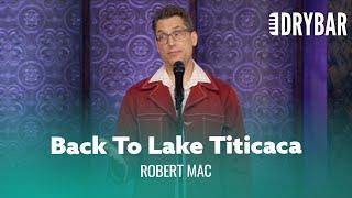 Back To Lake Titicaca. Robert Mac - Full Special