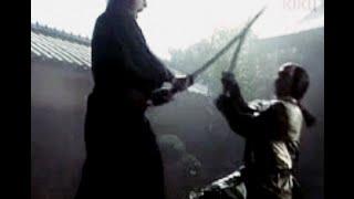 Musashi vs Yagyu Munenori