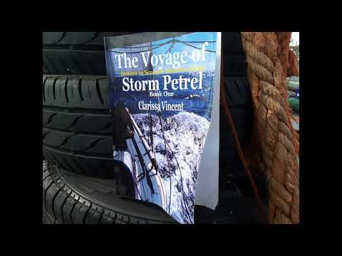 Voyage of Storm Petrel narration p68 to p 76 with music.