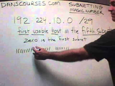 Sample Subnetting Question - Cisco CCNA - part6