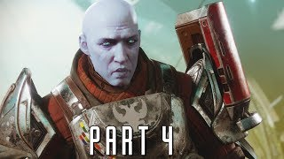 DESTINY 2 Walkthrough Gameplay Part 4 - Sloane - Campaign Mission 4 (PS4 Pro)