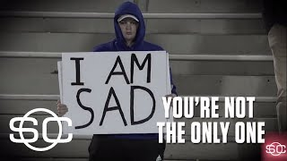 Sad fans of college football Week 12 | SportsCenter | ESPN