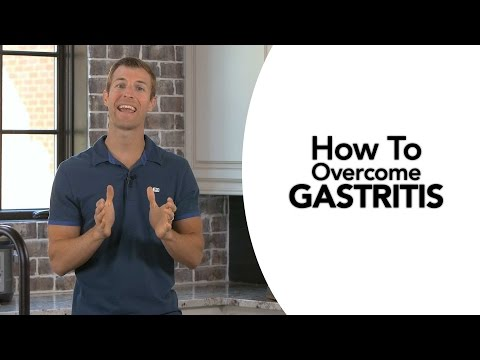 How to Overcome Gastritis