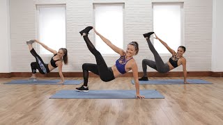 Fast and Furious Abs- and Booty-Toning Workout | Class FitSugar