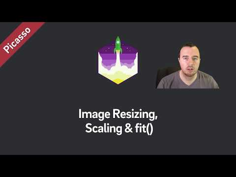 Picasso Tutorial — Image Resizing, Scaling and fit()