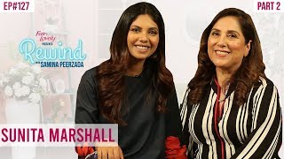 Sunita Marshall Breaks Down While Talking About Husband's Kidnapping | Part II | Rewind