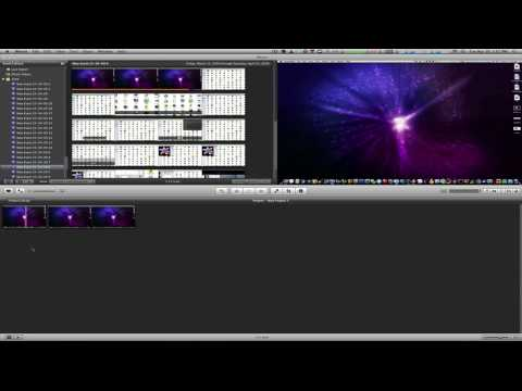 Keyboard Shortcut for Trimming Video Clips in iMovie 09