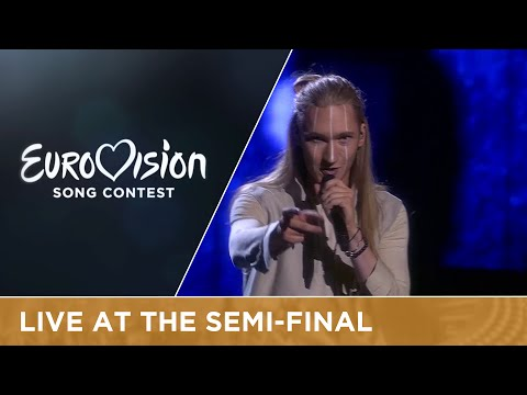 IVAN - Help You Fly (Belarus) Live at Semi-Final 2 of the 2016 Eurovision Song Contest