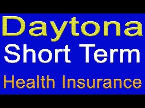 Daytona Short Term Health Insurance Policies | 866-750-3197 | Temporary Insurance Daytona