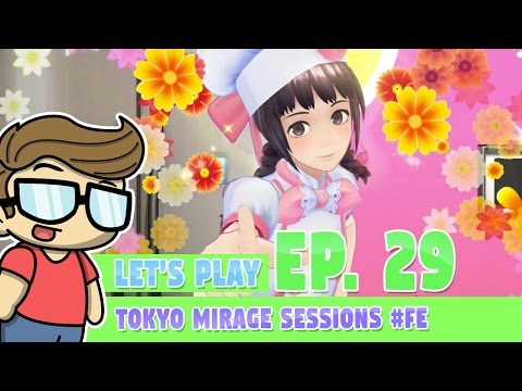 [Sir Lorenz is a Dick] - Tokyo Mirage Sessions #FE (Hard & Blind) - Let's Play - Part 29