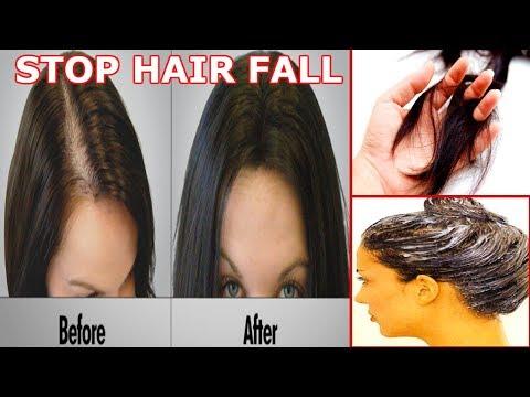 STOP HAIR FALL NATURALLY   BEST HAIR MASK- 100% EFFECTIVE   PRIYA MALIK