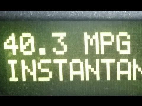 Increase Gas Mileage - Easy Trick.