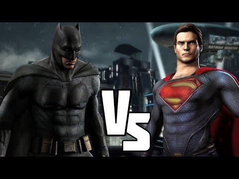 INJUSTICE Battle of the Super Friends BatmanVSuperman