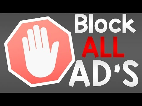 How to Block All Ads in Google Chrome (PC and MAC)