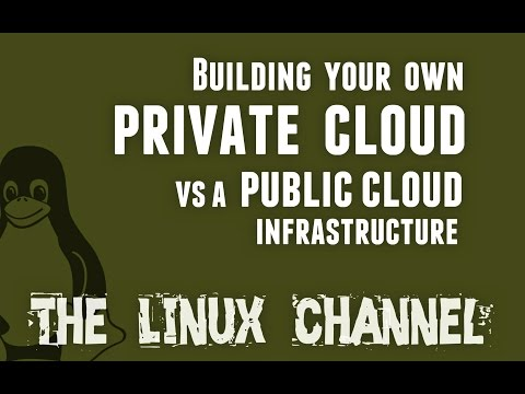 167 Building your own private cloud vs a public cloud infrastructure and Yahoo attack