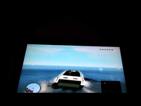 How to get a police boat in GTA 4 tutorial