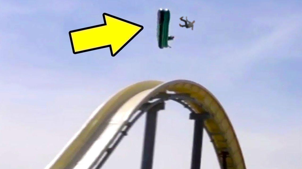 14 Theme Park Ride ACCIDENTS