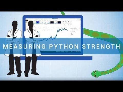Experts Test Python Strength