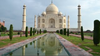 Traveling India: Taj Mahal