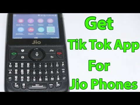 How To Use Tik Tok For Jio Phone & Install This App On Your Jio Mobile 1,2