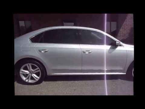 2014 VW Passat 35% 3M Window Tint on all Side and Rear Glass Tint Pros 216-906-6084