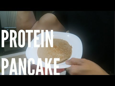 Simple Protein Pancake!