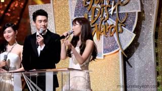 140116 Golden Disk Awards Taeyeon - Let