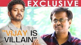 Vijay Was Little Worried about doing Sarkar - A R Murugadoss Reveals | Exclusive Audio Interview