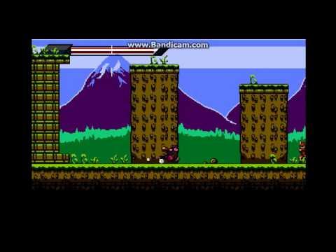 8-Bit Ninja Brawler- Game Maker