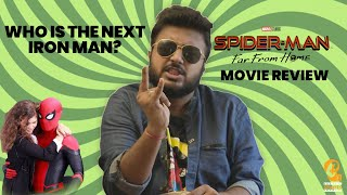 Download Cinemangsher Jhol - Ep.5 - SPIDERMAN FAR FROM HOME - Movie Review Video