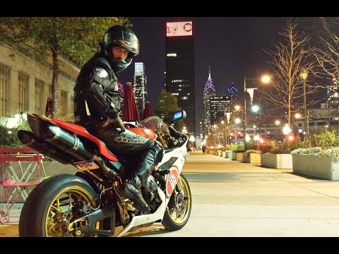 I had to buy Jason bournes motorcycle lol