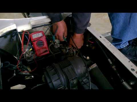 How to Check the Generator on Your Golf Cart