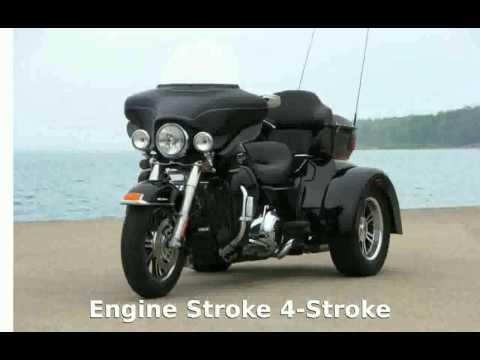 2010 Harley-Davidson Trike Tri Glide Ultra Classic - Info, Specs