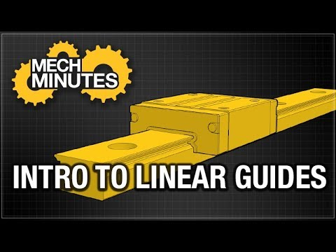 INTRO TO LINEAR GUIDES - ACCURACY GRADES #3 | MECH MINUTES | MISUMI USA