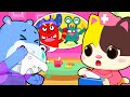 Germs In My Nose Sick Song Play Safe Song Nursery Rhymes Kids Songs Baby Cartoon BabyBus