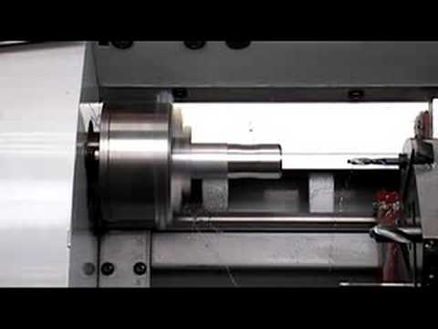 Emco Maier PCTurn-55 CNC Lathe Making a Plumb Bob