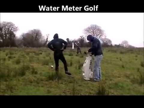The Irish Water Meter Challenge -- Water Meter Golf