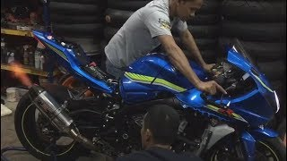 Replacing Quick Shifter GSX-R1000R - The Most Popular High