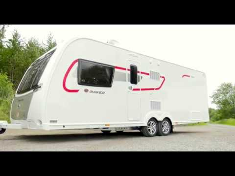 Elddis Caravans Product Review 2018 Season HD