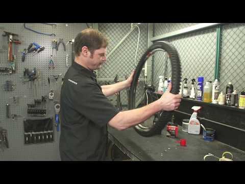 How To Set Up Tubeless Mountain Bike Tires