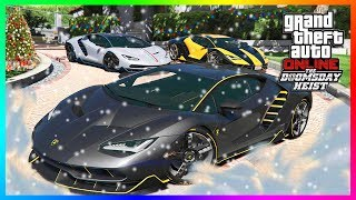 GTA Online The Doomsday Heist DLC Missing Super Cars/Hidden Vehicles - Prices, Release Dates & MORE!